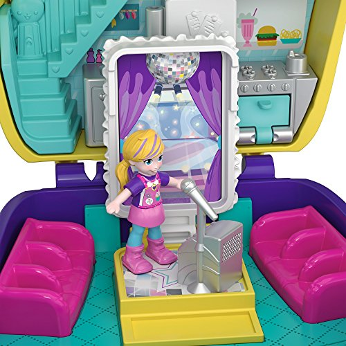 Polly Pocket Sweet Treat Compact Multicolor by Polly Pocket (Image #2)