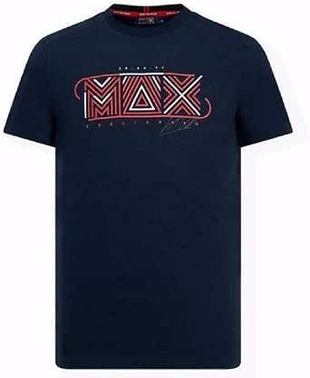 Branded Sports Merchandising B.V. Red Bull Racing F1 Men's Max Verstappen Graphic T-Shirt Blue