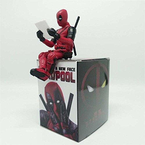 7 cm Boxed X-Man Marvel Deadpool Action Figure Toy