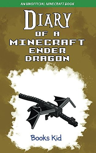 Diary Minecraft Ender Dragon Unofficial product image
