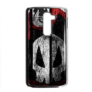 Skull Fashion Unique Black LG G2 case