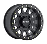 Method 401 Beadlock Matte Black ATV/UTV Wheel 14x7 (4/156) - (4+3) [MR40147046543B]