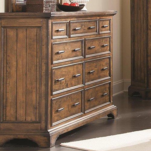 Cheap  Coaster 203893 Home Furnishings Dresser, Vintage Bourbon