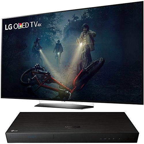 "LG B7A Series 65"" OLED 4K HDR Smart TV 2017 Model  with LG 4"