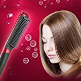 Royalfirst Hair Straightening Brush with PTC Ceramic Heating...