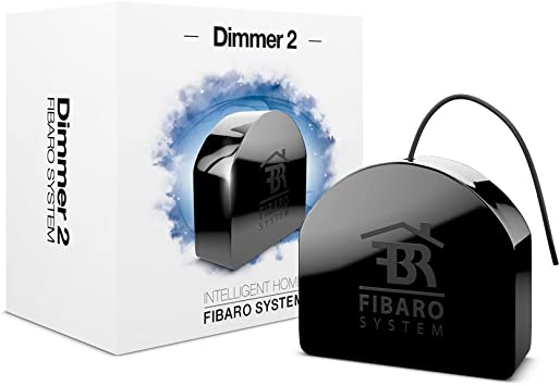 Dimmer Bypass version 2 pour FGD-212 Fibaro