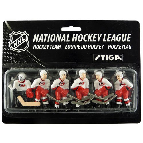 fan products of NHL Carolina Hurricanes Table Top Hockey Game Players Team Pack