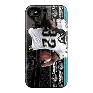 Brand New 4/4s Defender Case For Iphone (jacksonville Jaguars)