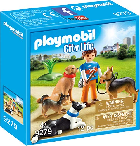 PLAYMOBIL Dog Trainered