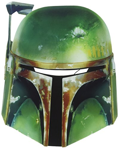 - Boba Fett Facemask � Costume Accessory