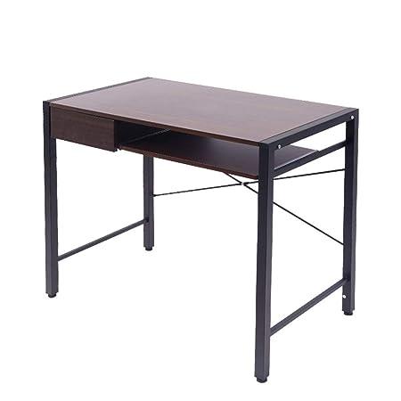 mesa plegable Chunlan Escritorio para computadora Compacto con ...