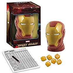 Yahtzee: Avengers Age of Ultron Iron Man Board Game