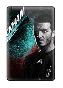 Tpu Shockproof/dirt-proof David Beckham Milan Covers Cases For Ipad(mini)