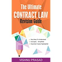 The Ultimate Contract Law Revision Guide