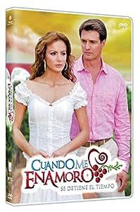 Cuando Me Enamoro : Telenovela 4DVDs
