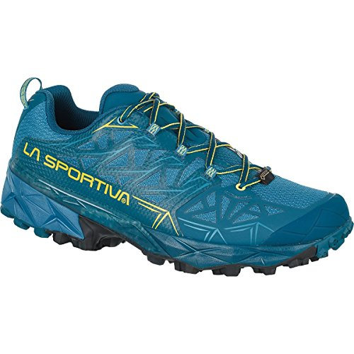 La Sportiva - Botas de senderismo de Material Sintético para hombre Azul turquesa 45