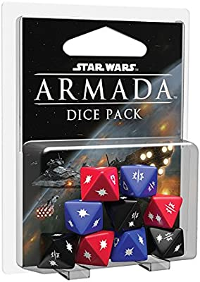 Star Wars Armada Dice Pack: Fantasy Flight Games: Amazon.es: Juguetes y juegos