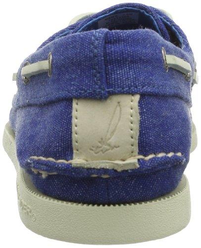 EYE 2 azul Navy talla lona Azul hombre color Sperry Botas para Blau de O A 10313163 40 qEPptUw
