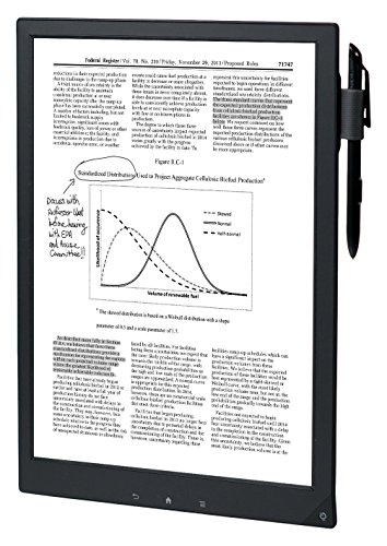 Digital Sony Pda (Sony DPT-S1 Digital Paper System)