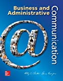 img - for Business and Administrative Communication book / textbook / text book