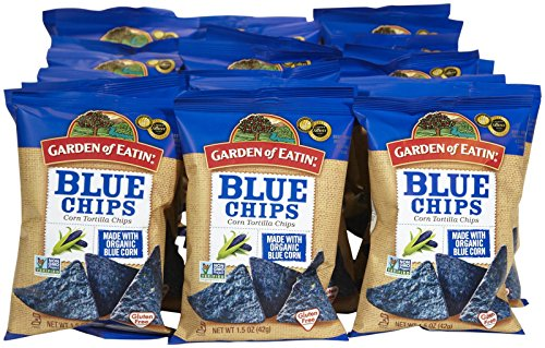 Garden Of Eatin Blue Chips Snack Size 15 oz 24 ct Amazoncom