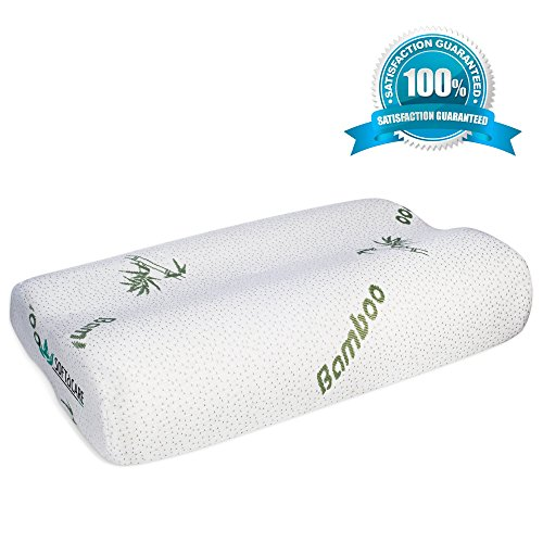 Contour Pillow SOFTaCARE Cervical Orthopedic