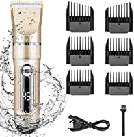 Rechargeable Electric Hair Clippers Hair Trimmers Set