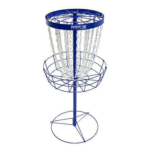 ReMix Deluxe Basket (Royal Blue) by Remix Disc Golf (Image #1)