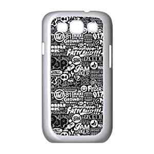 Dustin Funny Quote Samsung Galaxy S3 Cases Text Based, [White]