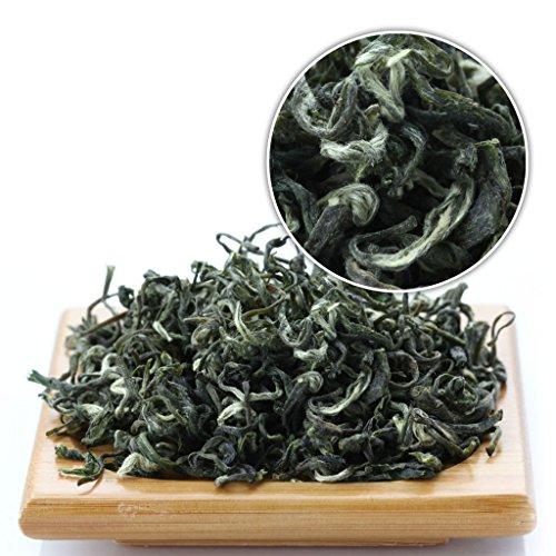 GOARTEA 1000g (35.2 Oz) Supreme Organic SuZhou Bi Luo Chun BiLuoChun Loose Leaf Spring Chinese Green Tea