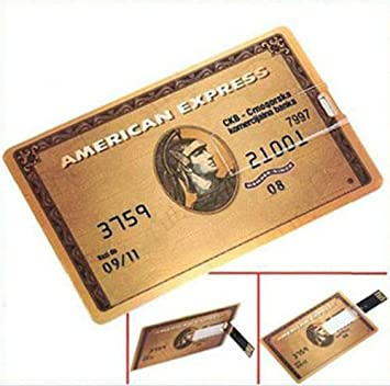 Tarjeta de Credito Caricatura Pendrive Memoria USB BP561 ...