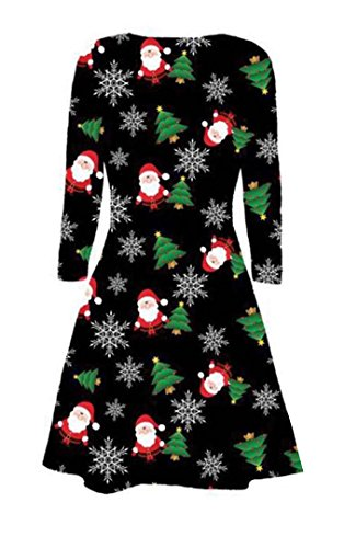 Large FK Multicolore Femme XX Robe Styles rvwfqvX