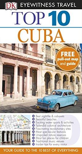 DK Eyewitness Top 10 Travel Guide: Cuba (DK Eyewitness Travel Guide)
