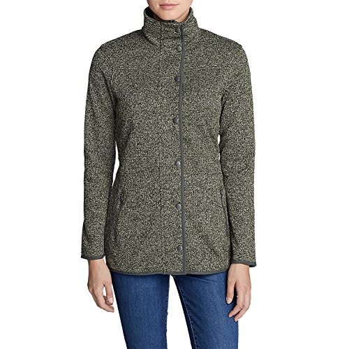 [해외]Eddie Bauer 여성용 라디에이터 질감 자켓/Eddie Bauer Women`s Radiator Textured Field Jacket