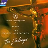 Haydn: Seven Last Words (quartet version)