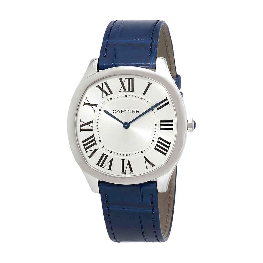 Cartier Drive de Cartier WSNM0011 - Reloj de Pulsera para Hombre ...