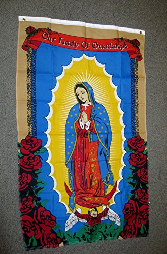 Guadalupe Figures - 9