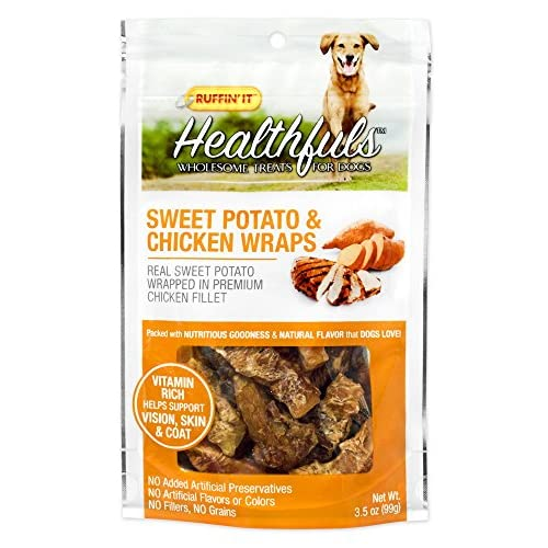 cheap Healthfuls Sweet Potato and Chicken Wraps, 3.5-Ounce