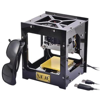 Lightinthebox® NEJE Fancy DK_8 Laser Box / Laser Engraving Machine / Laser Printer for DIY Cellphone Case