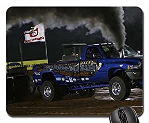 Dodge Tractor Pull Mouse Pad, Mousepad