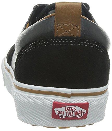 Zapatillas Vans Era Mte Mujeres Us 8 Black Skate