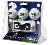 San Diego State Aztecs SDSU NCAA Spring Action 3 Golf Ball Gift Packs