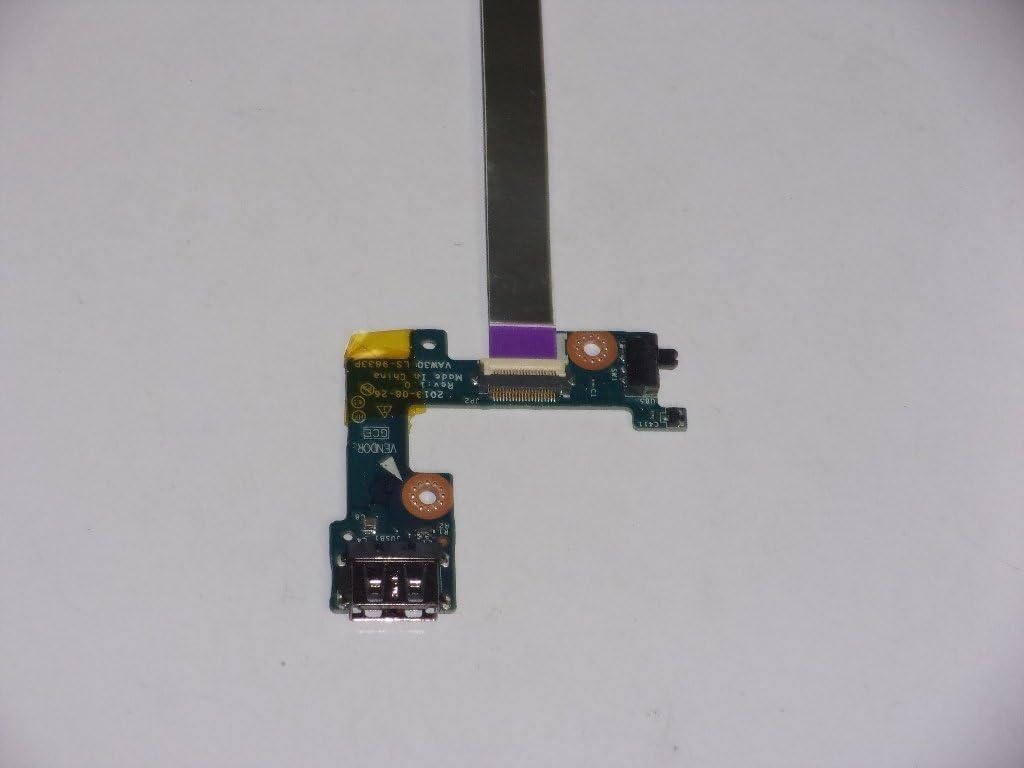 PP2TH - I/O Daughter Board Switch; USB; WiFi; W/Cable Latitude E5440