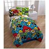 Angry Birds Comforter Twin / Full Size