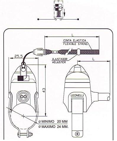 Leonelli - Sistema de paro motor (Hombre al Agua) Con ...