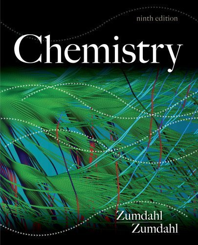 By Steven S. Zumdahl Chemistry, Hybrid Edition (with OWLv2 24-Months Printed Access Card) (9th Edition)