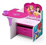 Delta Children Chair Desk with Storage Bin, Disney Princess (Friendship Adventures)