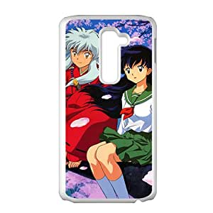 Unique cartoon couple Cell Phone Case for LG G2