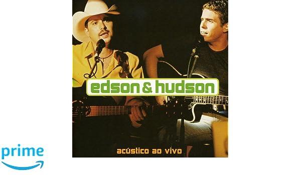 cd edson e hudson acustico ao vivo 2002