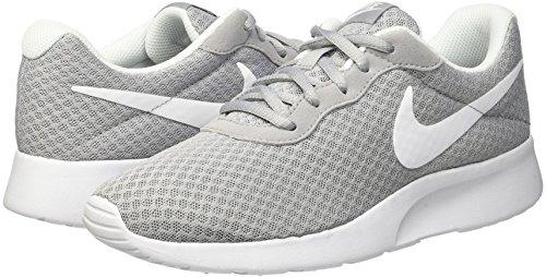 Donna Nike Tanjun Weiß Wolfgrau Scarpe Running Grigio aWTwxB6q